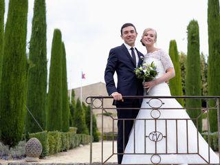 Le mariage de Emmanuelle et Florian