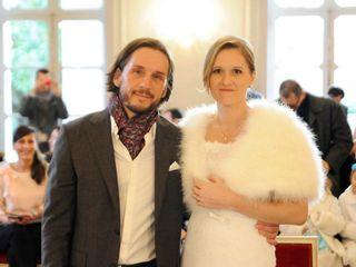 Le mariage de Denis et Amandine