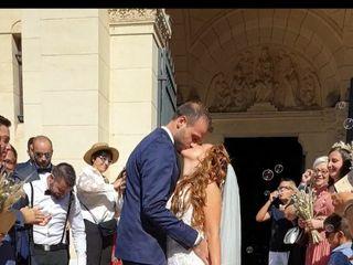 Le mariage de Jessica  et Benoît 2