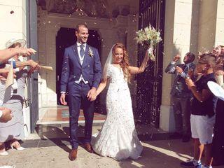Le mariage de Jessica  et Benoît