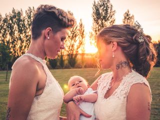 Le mariage de Jennifer et Priscilia  1