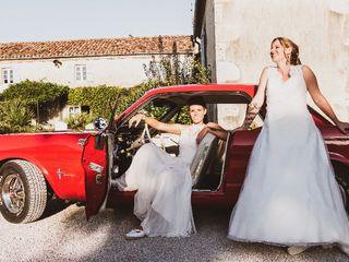 Le mariage de Jennifer et Priscilia