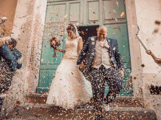 Le mariage de Ophélie et Jean