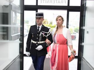 Le mariage de Jean-Christophe et Auréle 2
