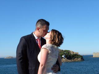 Le mariage de Jean-Christophe et Auréle