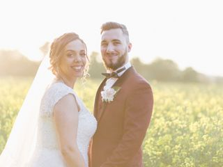 Le mariage de Agathe et Dimitri