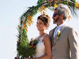 Le mariage de Esther et Yohann 1