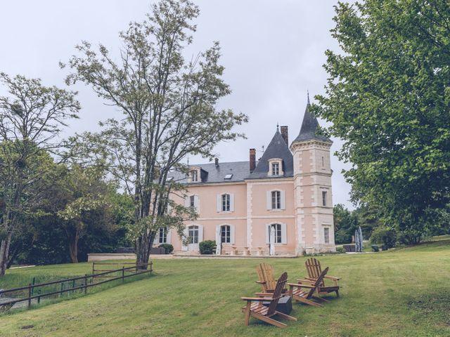 Le mariage de Geoffroy et Laetitia à Bourrou, Dordogne 2