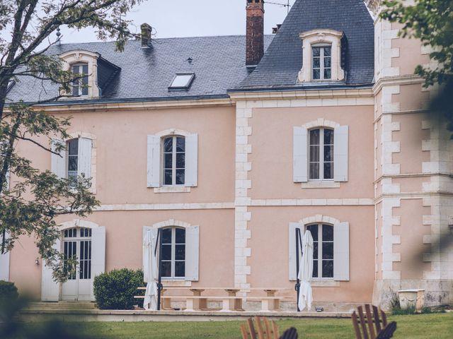 Le mariage de Geoffroy et Laetitia à Bourrou, Dordogne 3