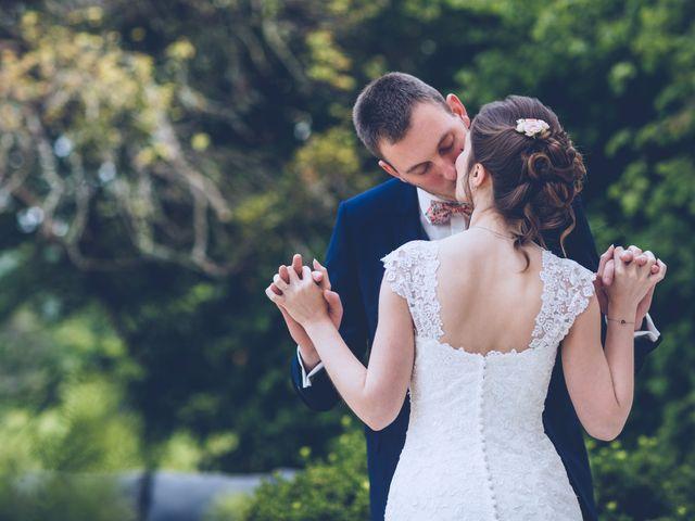 Le mariage de Laetitia et Geoffroy