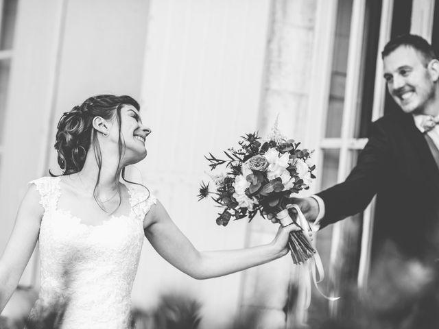 Le mariage de Geoffroy et Laetitia à Bourrou, Dordogne 27
