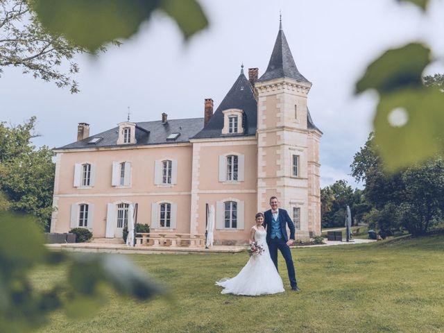 Le mariage de Geoffroy et Laetitia à Bourrou, Dordogne 28