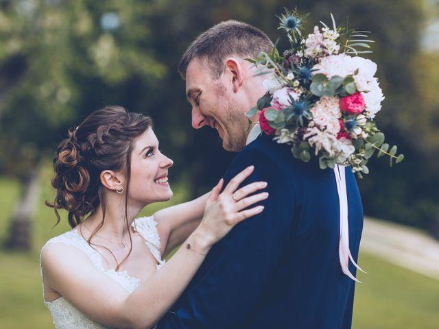 Le mariage de Geoffroy et Laetitia à Bourrou, Dordogne 29