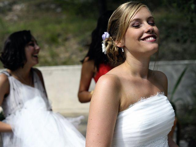 Le mariage de Florian et Emmanuelle à Pertuis, Vaucluse 5