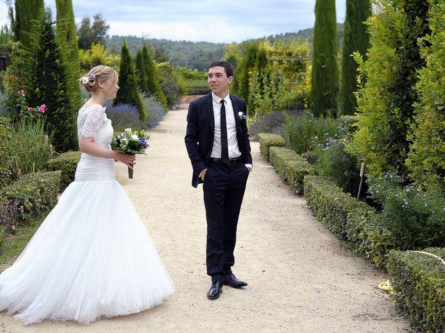 Le mariage de Florian et Emmanuelle à Pertuis, Vaucluse 6