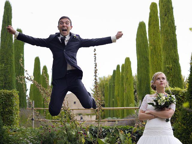 Le mariage de Florian et Emmanuelle à Pertuis, Vaucluse 1