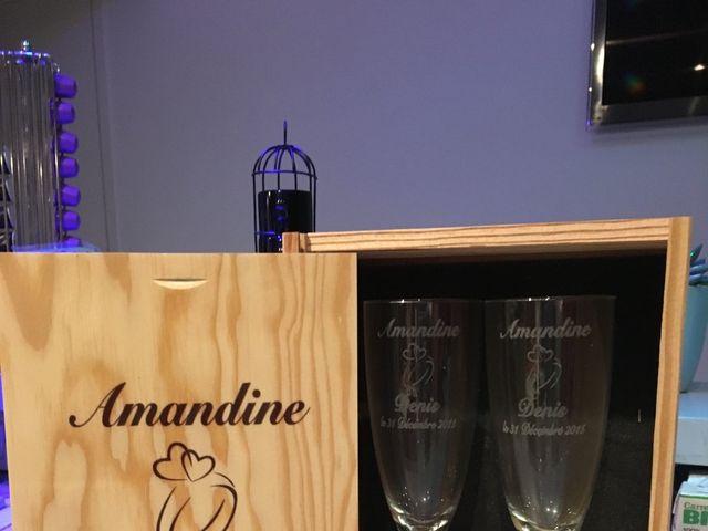 Le mariage de Amandine et Denis à Mérignac, Gironde 5