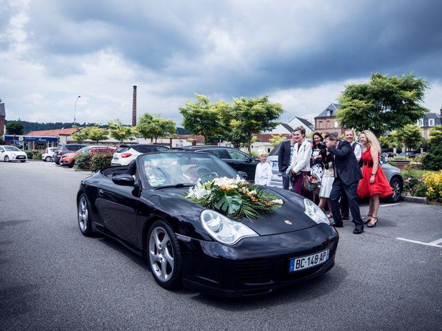 Le mariage de Benoît et Margot à Saint-Aubin-lès-Elbeuf, Seine-Maritime 13