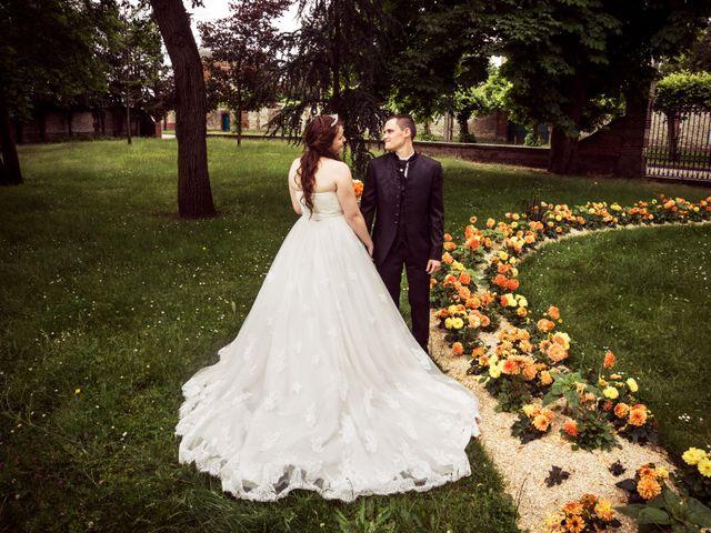 Le mariage de Benoît et Margot à Saint-Aubin-lès-Elbeuf, Seine-Maritime 14