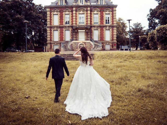 Le mariage de Benoît et Margot à Saint-Aubin-lès-Elbeuf, Seine-Maritime 15
