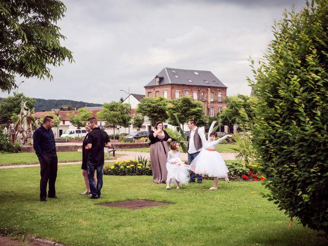 Le mariage de Benoît et Margot à Saint-Aubin-lès-Elbeuf, Seine-Maritime 33