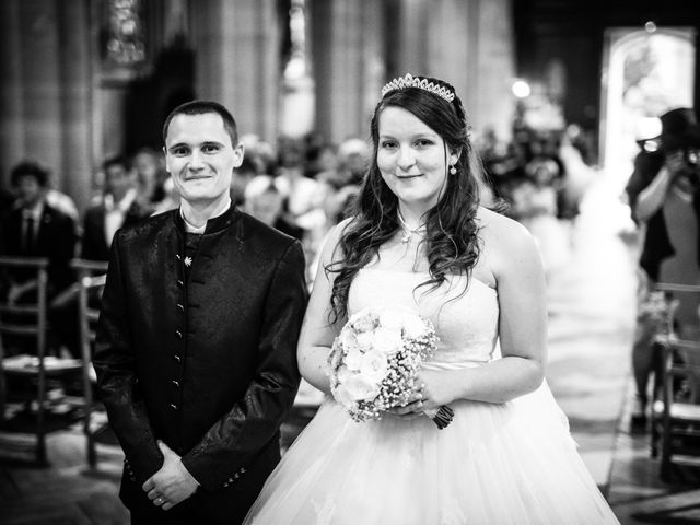 Le mariage de Benoît et Margot à Saint-Aubin-lès-Elbeuf, Seine-Maritime 45