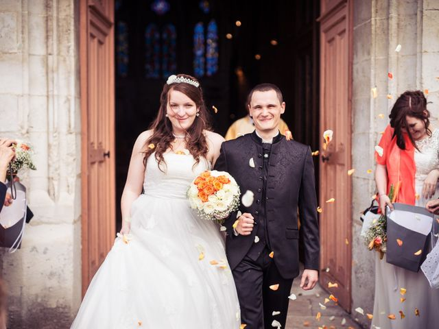 Le mariage de Benoît et Margot à Saint-Aubin-lès-Elbeuf, Seine-Maritime 48