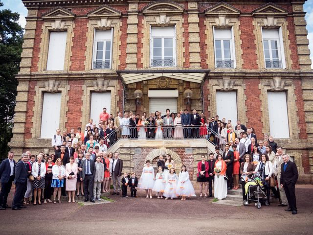 Le mariage de Benoît et Margot à Saint-Aubin-lès-Elbeuf, Seine-Maritime 56