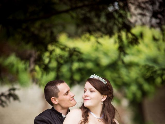 Le mariage de Benoît et Margot à Saint-Aubin-lès-Elbeuf, Seine-Maritime 1