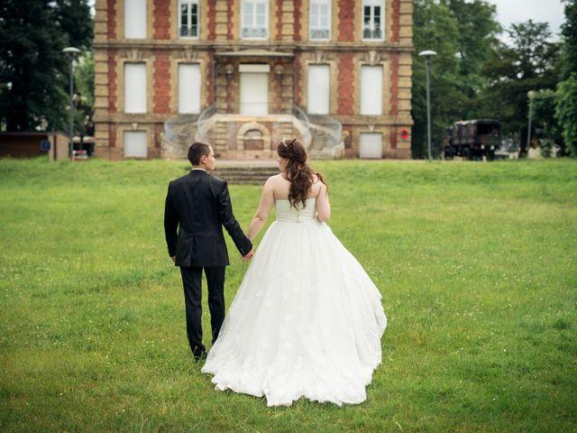 Le mariage de Benoît et Margot à Saint-Aubin-lès-Elbeuf, Seine-Maritime 64