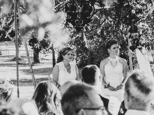 Le mariage de Priscilia  et Jennifer à Buzet-sur-Baïse, Lot-et-Garonne 5