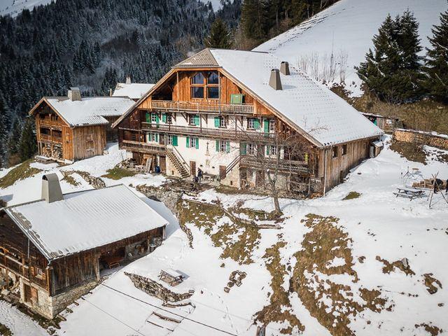 Le mariage de Laurent et Naïg à Le Reposoir, Haute-Savoie 3