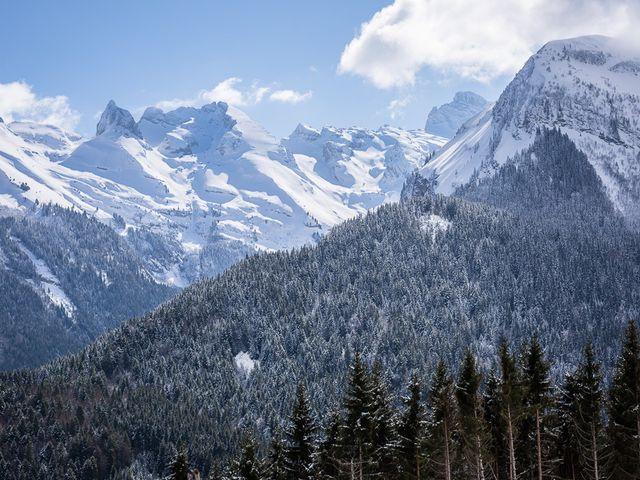 Le mariage de Laurent et Naïg à Le Reposoir, Haute-Savoie 5