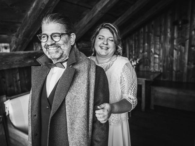 Le mariage de Laurent et Naïg à Le Reposoir, Haute-Savoie 11
