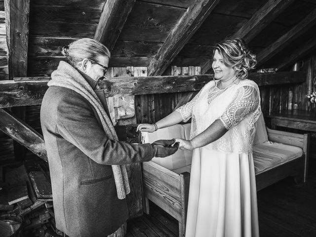 Le mariage de Laurent et Naïg à Le Reposoir, Haute-Savoie 12