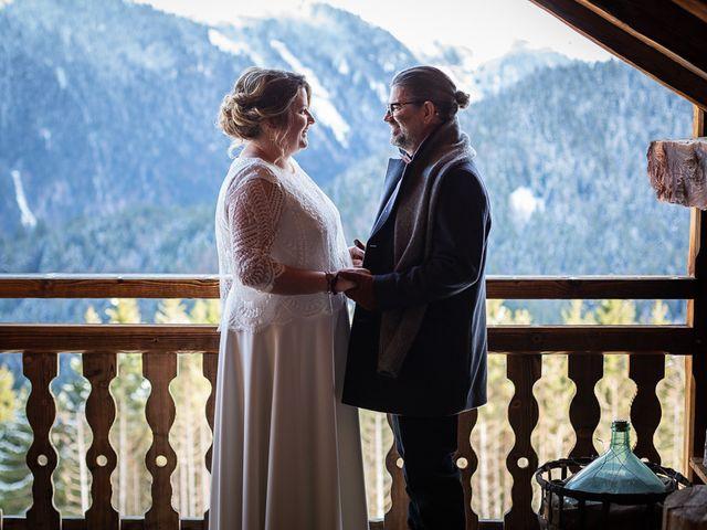 Le mariage de Laurent et Naïg à Le Reposoir, Haute-Savoie 13