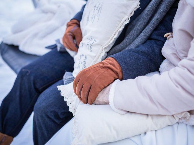 Le mariage de Laurent et Naïg à Le Reposoir, Haute-Savoie 18