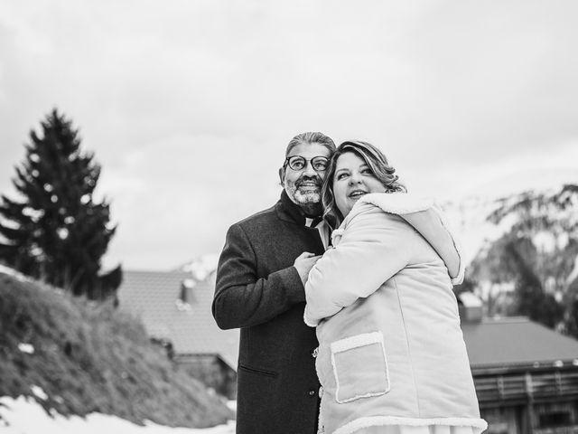 Le mariage de Laurent et Naïg à Le Reposoir, Haute-Savoie 2