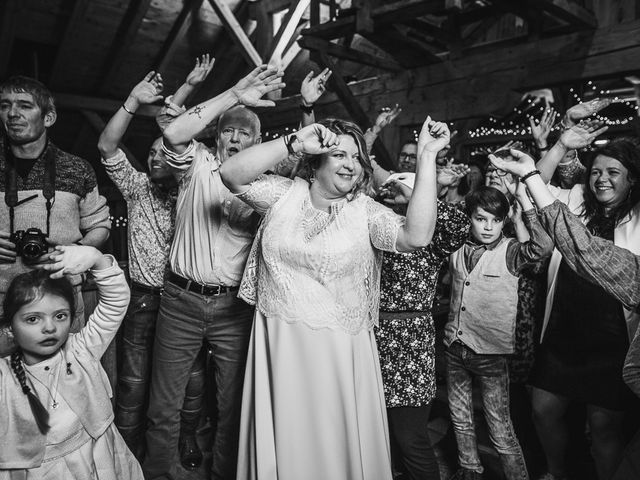 Le mariage de Laurent et Naïg à Le Reposoir, Haute-Savoie 26