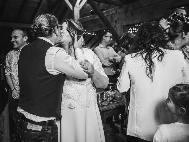 Le mariage de Laurent et Naïg à Le Reposoir, Haute-Savoie 28
