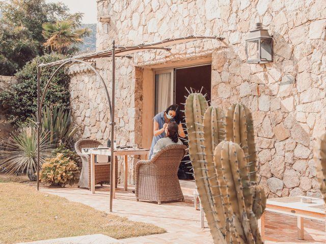 Le mariage de Jean et Ophélie à Calvi, Corse 1