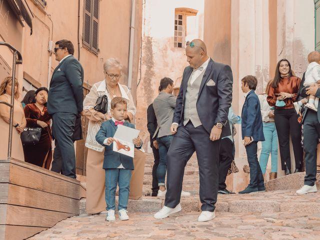Le mariage de Jean et Ophélie à Calvi, Corse 8