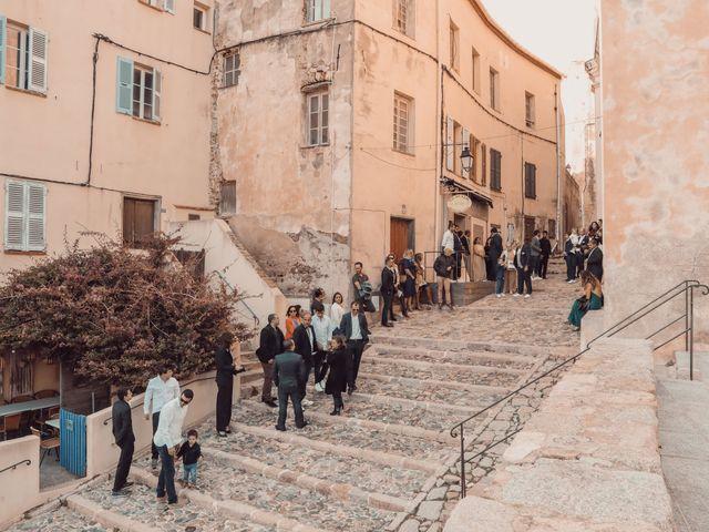 Le mariage de Jean et Ophélie à Calvi, Corse 9