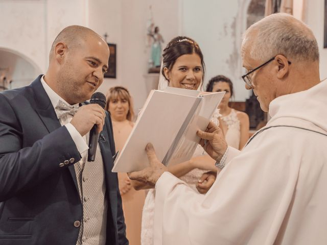Le mariage de Jean et Ophélie à Calvi, Corse 12