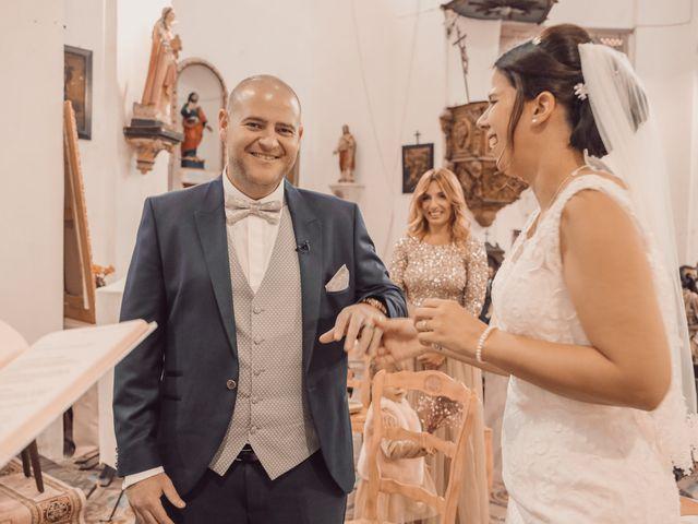 Le mariage de Jean et Ophélie à Calvi, Corse 13