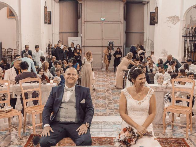 Le mariage de Jean et Ophélie à Calvi, Corse 14