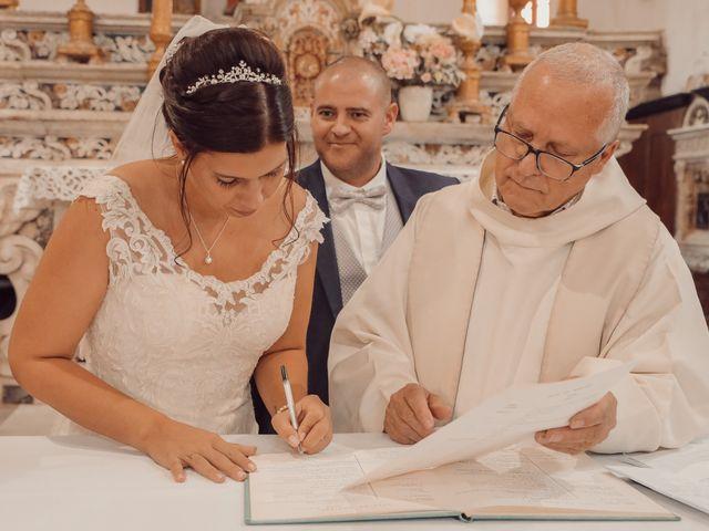 Le mariage de Jean et Ophélie à Calvi, Corse 16