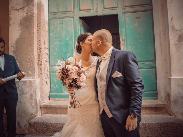 Le mariage de Jean et Ophélie à Calvi, Corse 20