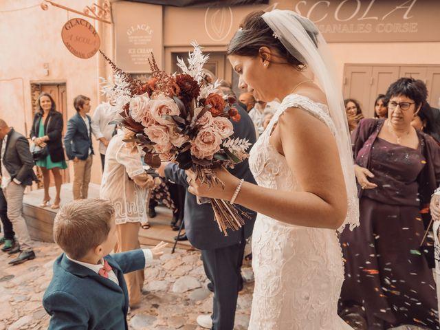 Le mariage de Jean et Ophélie à Calvi, Corse 22