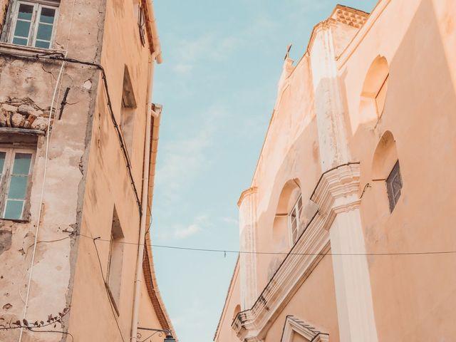 Le mariage de Jean et Ophélie à Calvi, Corse 23